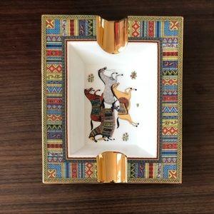 Hermès ashtrays